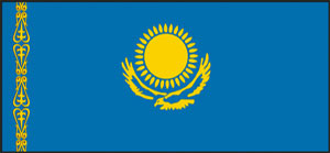 Раскраски флага казахстана