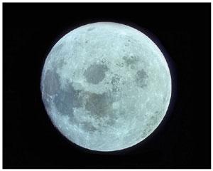 Лучик света - энциклопедия интересах детей: космос. Луна