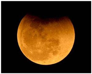 энциклопедия на детей: космос. Лунное затмение