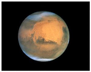 Лучик света - энциклопедия с целью детей: космос. Марс