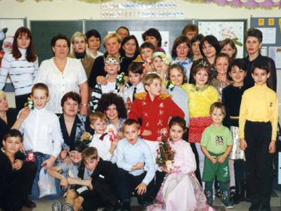 Школа №13 города Новосибирска